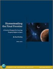 Report: Homesteading the Final Frontier (PDF)